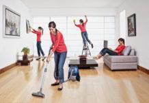 Pulire casa eccessivamente può risultare dannoso per la salute
