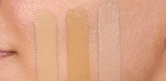 Come scegliere il colore di fondotinta in base alla pelle: tipologie e applicazione