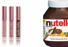 Cosa sono e dove trovare i Nude-Tella: lipstick alla Nutella