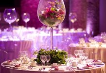 Disposizione tavoli matrimonio: consigli utili per non errare