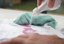 Macchie di vino su i tessuti: consigli e trucchi per rimuoverlo
