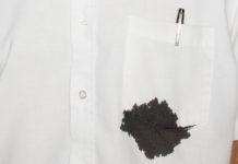 Come rimuovere l'inchiostro dai tessuti, tappeti, pavimenti e mani