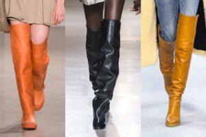 Stivali Autunno e Inverno 2020: tutte le tendenze del momento