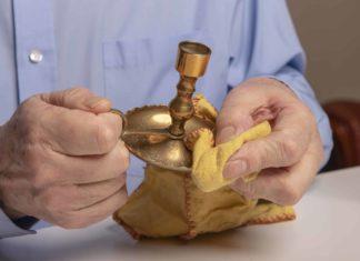 Come Pulire e Lucidare gli oggetti in Ottone con prodotti naturali