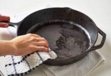 Come pulire le pentole in Ghisa: come fare, cosa occorre e come rimuovere la ruggine