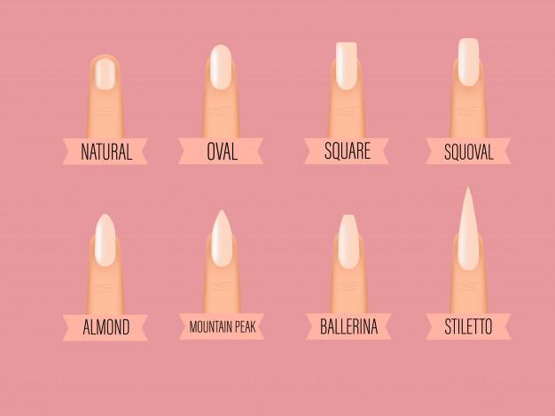 Tipologie di unghie: tutte le forme possibili e come realizzarle da sole