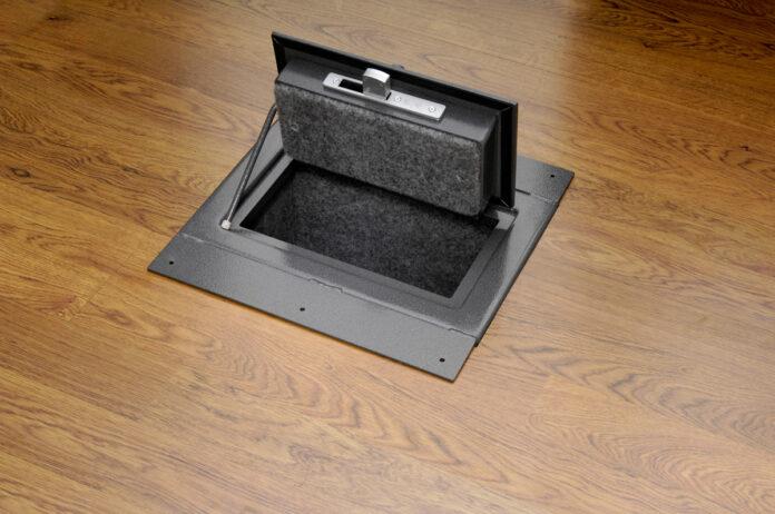 Cassaforte a pavimento: che cos'è, come funziona, tipologie, prezzi vantaggi e svantaggi