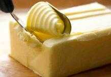 Come e con cosa sostituire il burro? prodotti e consigli